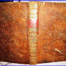Libros antiguos: AÑO 1830: Hª DE LAS REVOLUCIONES DE SUECIA Y PORTUGAL.. Lote 128671619