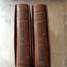 Libros antiguos: HISTORIA DE LA FIDELÍSIMA Y VENCEDORA CIUDAD DE TARAZONA (EN 2 TOMOS) (1929).. Lote 129195547