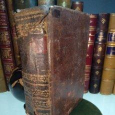 Libros antiguos: ANTIQUITATUM ROMANARUM - CORPUS ABSOLUTISSIMUM, IN QUO PRAETER EA QUAE IOANNES ROSINUS - 1640 -. Lote 129644059