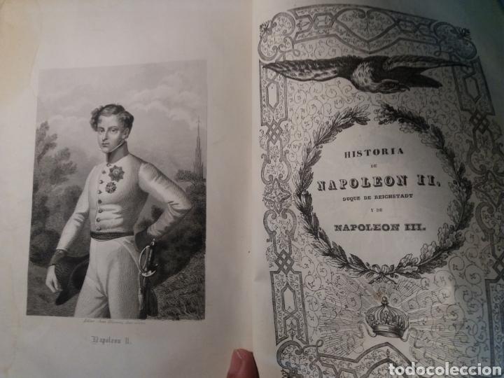 Libros antiguos: Los tres Napoleones 1860 n 2 - Foto 2 - 130198614
