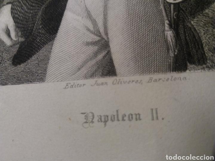 Libros antiguos: Los tres Napoleones 1860 n 2 - Foto 3 - 130198614