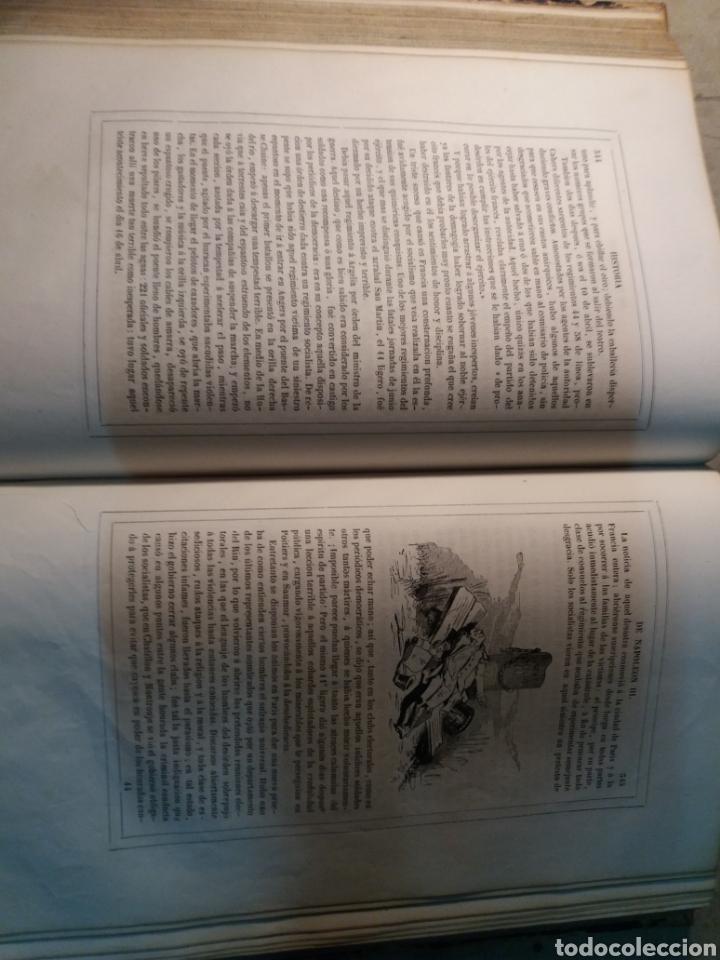 Libros antiguos: Los tres Napoleones 1860 n 2 - Foto 5 - 130198614