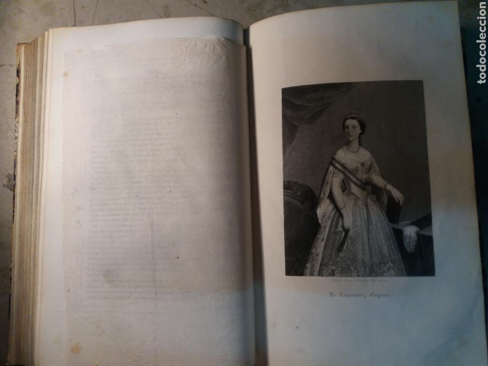 Libros antiguos: Los tres Napoleones 1860 n 2 - Foto 6 - 130198614