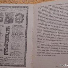 Libros antiguos: HISTORIA DE MANRESA EXPLICADA ALS INFANTS. Lote 130642702
