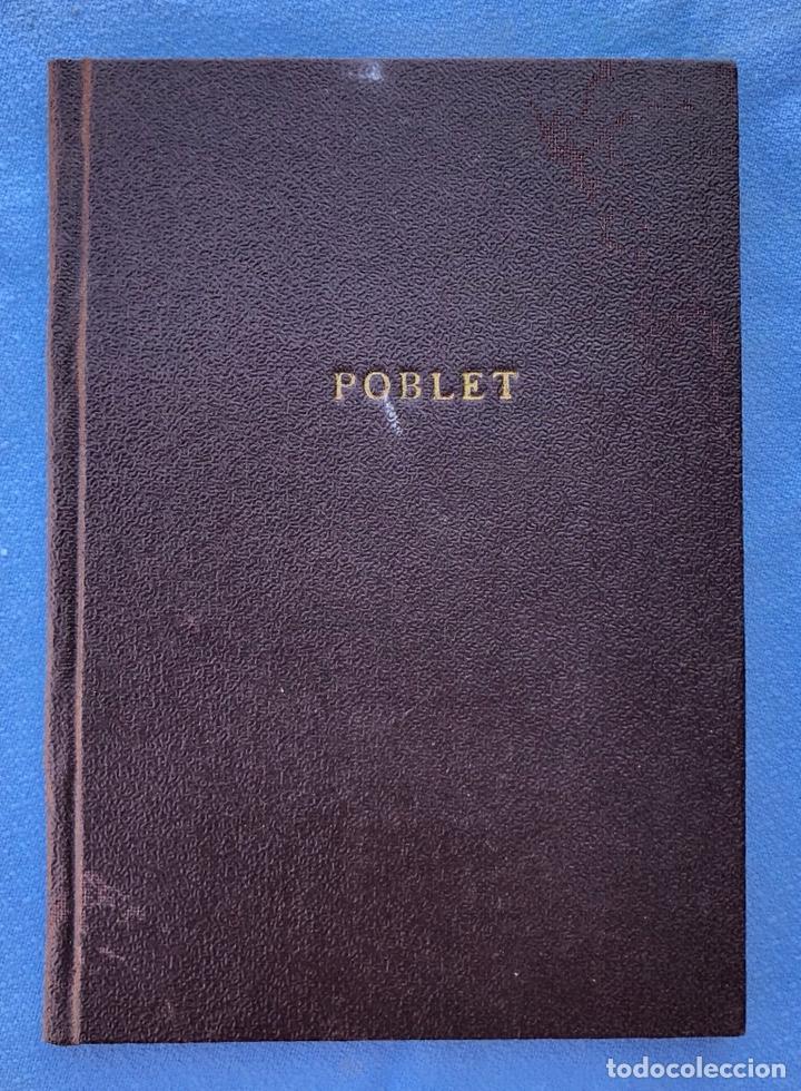 LIBRO POBLET 1870 EX LIBRES (Libros antiguos (hasta 1936), raros y curiosos - Historia Antigua)