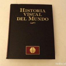 Libros antiguos: HISTORIA VISUAL DE EL MUNDO. Lote 40637275