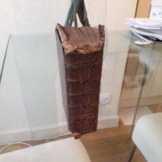 Libros antiguos: ANALES DE TACITO 1666 XVII NO CATALOGADO.. Lote 131383582