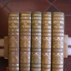 Libros antiguos: HISTORIA DEL MUNDO, POR J. PIJOAN. AÑO 1926/1941. (AC2.4). Lote 132053742