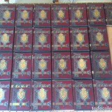Libros antiguos: HISTORIA GENERAL DE ESPAÑA MODESTO LAFUENTE 1887 COMPLETA 25 VOL. EN BUEN ESTADO. Lote 132206590