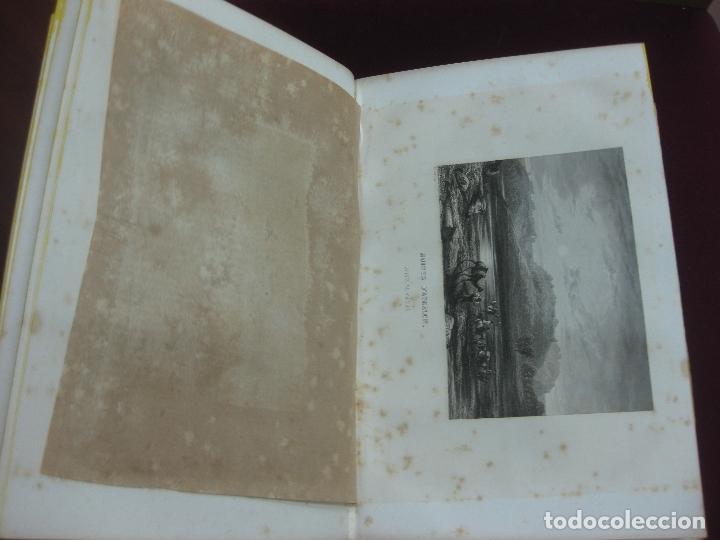 Libros antiguos: HISTORIA PINTORESCA DE LAS CRUZADAS POR MICHAUD Y POUJOULAT. CON DESCRIPCION DE PALESTINA. 1845. - Foto 3 - 132552670