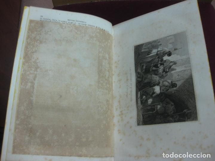 Libros antiguos: HISTORIA PINTORESCA DE LAS CRUZADAS POR MICHAUD Y POUJOULAT. CON DESCRIPCION DE PALESTINA. 1845. - Foto 5 - 132552670