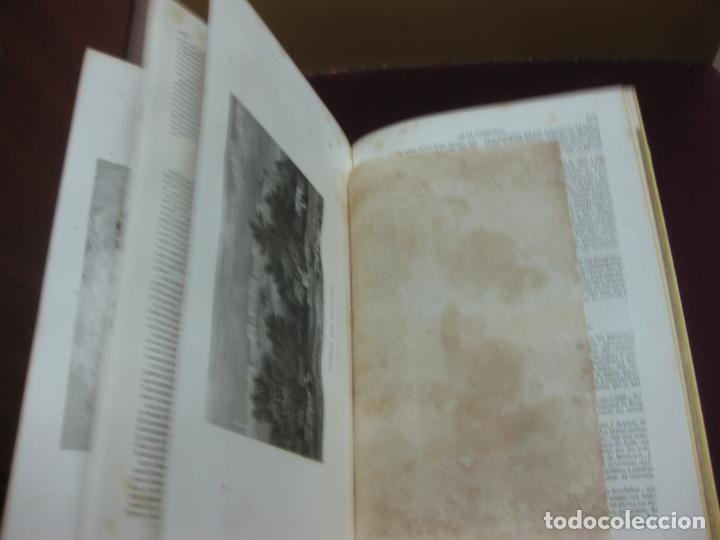 Libros antiguos: HISTORIA PINTORESCA DE LAS CRUZADAS POR MICHAUD Y POUJOULAT. CON DESCRIPCION DE PALESTINA. 1845. - Foto 6 - 132552670