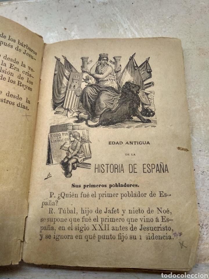 Libros antiguos: Historia de España por Saturnino Calleja 1886 - 1887 - Foto 4 - 132932874