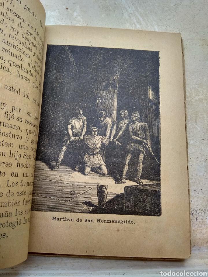 Libros antiguos: Historia de España por Saturnino Calleja 1886 - 1887 - Foto 6 - 132932874