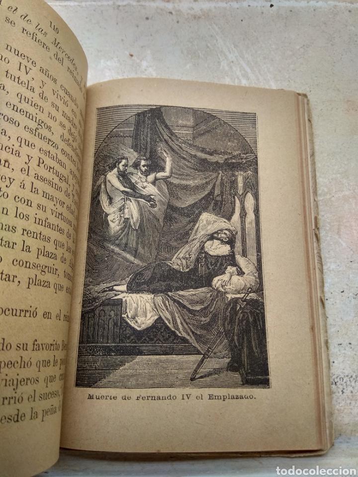 Libros antiguos: Historia de España por Saturnino Calleja 1886 - 1887 - Foto 8 - 132932874