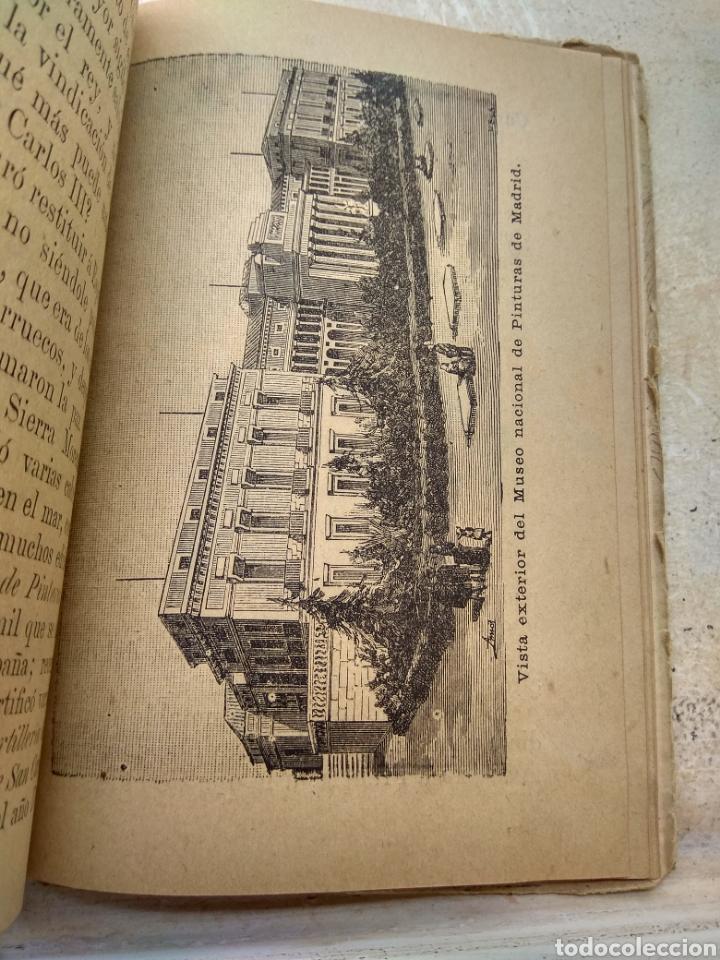 Libros antiguos: Historia de España por Saturnino Calleja 1886 - 1887 - Foto 9 - 132932874
