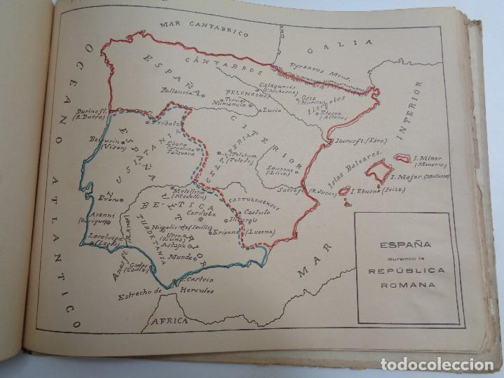 Libros antiguos: ATLAS HISTORICO POR AMADOR DE LOS RIOS.795 - Foto 5 - 133709494