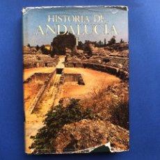 Libros antiguos: HISTORIA DE ANDALUCIA I. DE TARTESSOS AL ISLAM. . Lote 134037862