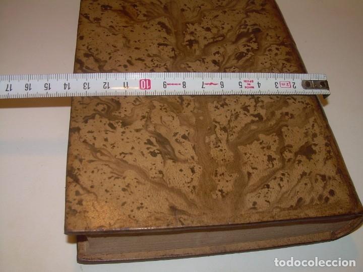 Libros antiguos: INTERESANTE LIBRO TAPAS DE PIEL..SANTA MARIA DEL MONASTERIO DE RIPOLL...AÑO 1888. - Foto 23 - 135332154
