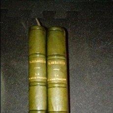 Libros antiguos: LA NAVARRA FRANCESA. LAGRÈZE. HISTORIA DE NAVARRA. HISTORIA DEL PAÍS VASCO.. Lote 136006378