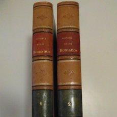 Libros antiguos: HISTORIA DE LOS ROMANOS DESDE LOS TIEMPOS REMOTOS HASTA LA INVASION DE BARBAROS.VICTOR DURUY.1888. Lote 136199882