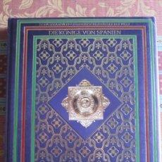 Libros antiguos: REYES Y TESOROS DE ESPAÑA.NUMEROSAS FOTOGRAFÍAS INCRÍBLES DE CALIDAD.ENCUADERNACIÓN EN TELA DECORADA. Lote 136258746