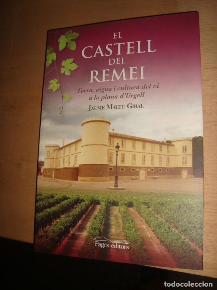 EL CASTELL DEL REMEI POR JAUME MATEU GIRAL (Libros antiguos (hasta 1936), raros y curiosos - Historia Antigua)