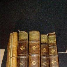 Libros antiguos: JOSEPH MORET. ANNALES DEL REYNO DE NAVARRA. HISTORIA DEL PAÍS VASCO.. Lote 136671890