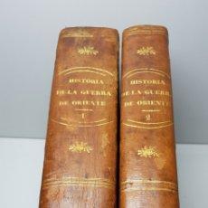 Libros antiguos: HISTORIA DE LA GUERRA DE ORIENTE.1854.. Lote 137504985