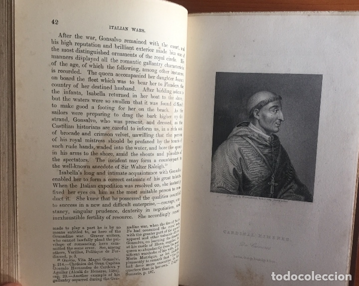 Libros antiguos: THE HISTORY OF THE REIGN OF FERDINAND AND ISABELA- REYES CATOLICOS- PRESCOTT- LONDON - Foto 8 - 137499486