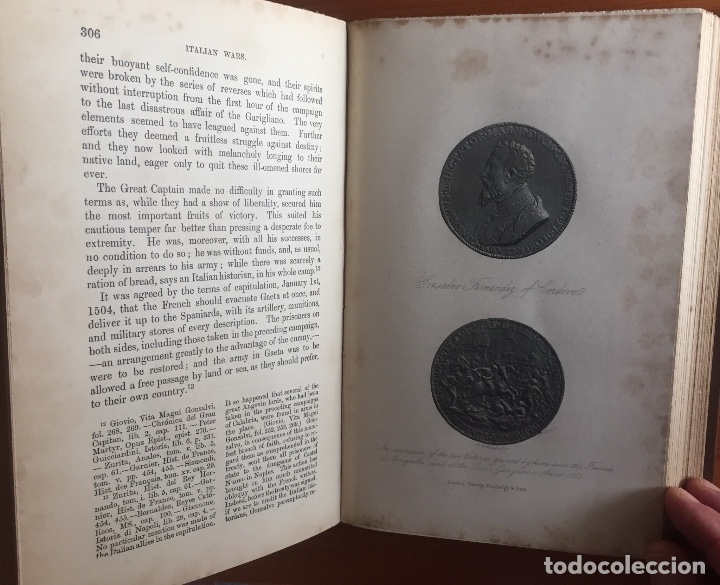Libros antiguos: THE HISTORY OF THE REIGN OF FERDINAND AND ISABELA- REYES CATOLICOS- PRESCOTT- LONDON - Foto 9 - 137499486