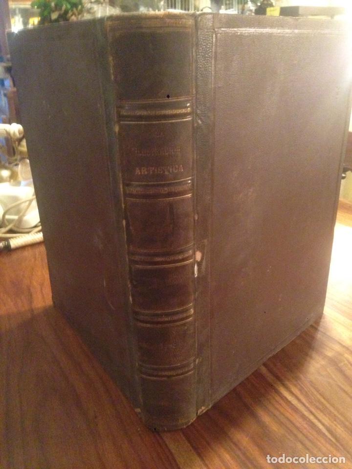 LIBRO,LA ILUSTRACIÓN ARTISTICA (Libros antiguos (hasta 1936), raros y curiosos - Historia Antigua)