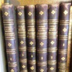 Libros antiguos: GALERIA HISTORICA DE MUJERES CÉLEBRES- EMILIO CASTELAR- 1886- FIRMA AUTOGRAFA DE CASTELAR-. Lote 138246062
