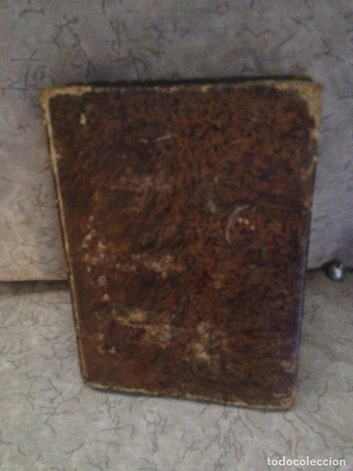 Libros antiguos: SALUSTIO: CICERÓN CONTRA CATILINA- 1786-1796- - Foto 2 - 138691494