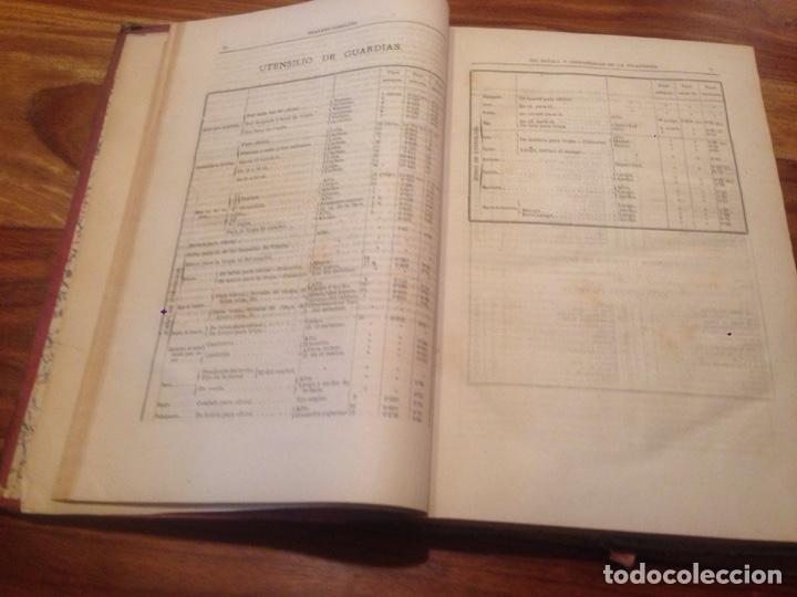 Libros antiguos: Tratado de contabilidad de infanteria - Foto 3 - 138791398