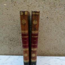 Libros antiguos: LA TIERRA Y EL HOMBRE 1886 1887. Lote 138875718