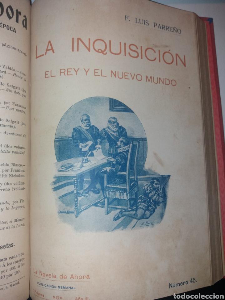 Libros antiguos: LA INQUISICIÓN. EL REY Y EL NUEVO MUNDO. 1876 TOMO I SATURNINO CALLEJA - Foto 15 - 139193557