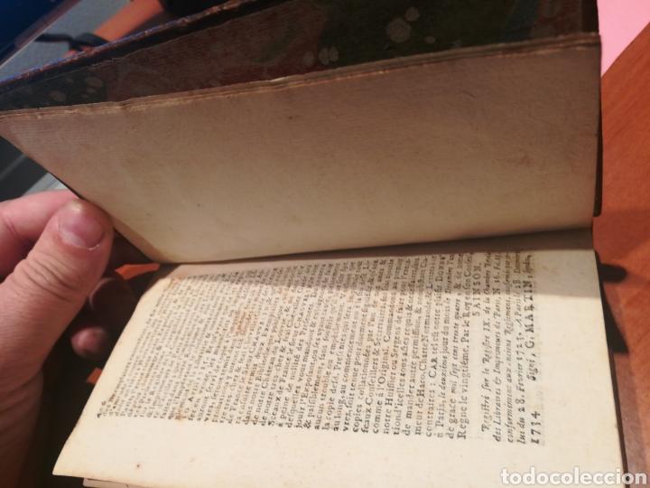 Libros antiguos: Ostumbres de los israelitas y los cristianos 1738 - Foto 4 - 139634668