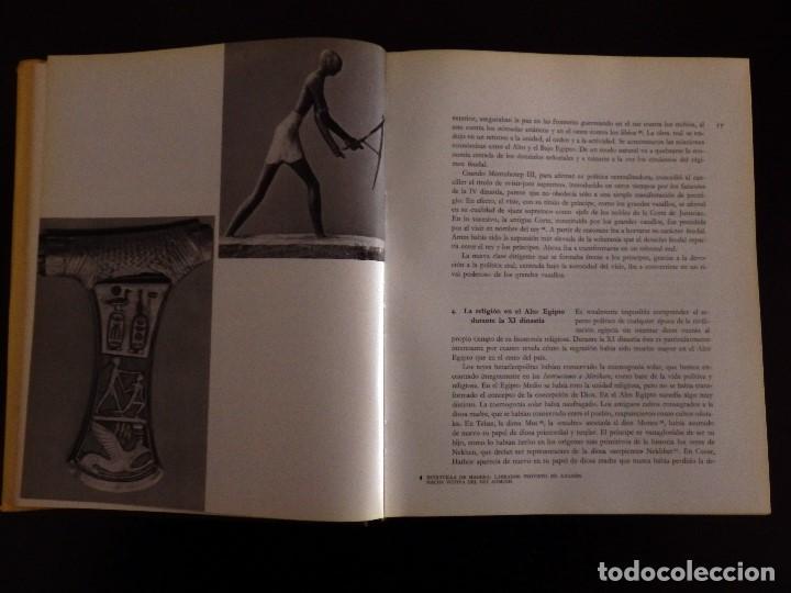 Libros antiguos: Historia de la civilizacion del Antiguo Egipto - Foto 2 - 139865766