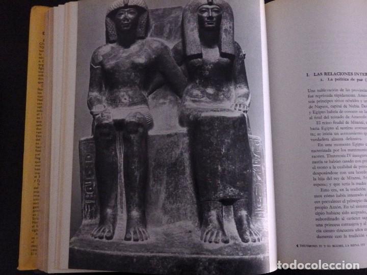 Libros antiguos: Historia de la civilizacion del Antiguo Egipto - Foto 5 - 139865766