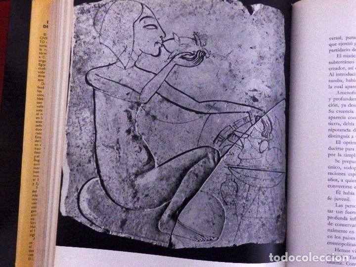 Libros antiguos: Historia de la civilizacion del Antiguo Egipto - Foto 15 - 139865766