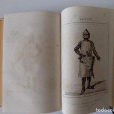 Libros antiguos: LIBRERIA GHOTICA. ALBUM DE LA HISTORIA DE FRANCIA.1841.EXCEPCIONAL EDICIÓN CON 317 GRABADOS AL ACERO. Lote 140162666