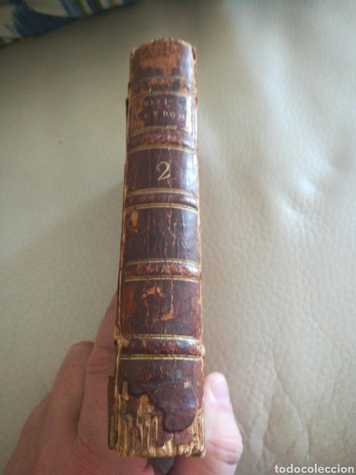 Libros antiguos: The adventures of Rederick Random 1760 - Foto 3 - 140268833