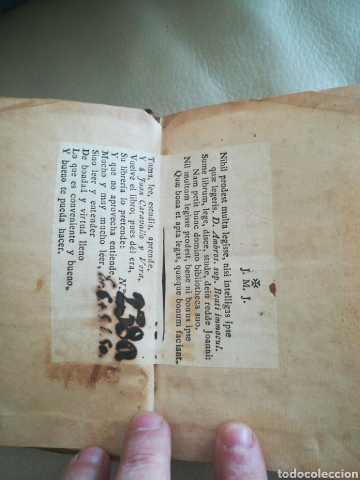 Libros antiguos: The adventures of Rederick Random 1760 - Foto 5 - 140268833