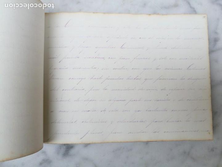 Libros antiguos: Manuscrito Guerra de la independencia de Cuba 1868 1878 - Foto 6 - 140329082
