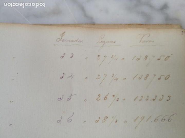Libros antiguos: Manuscrito Guerra de la independencia de Cuba 1868 1878 - Foto 9 - 140329082