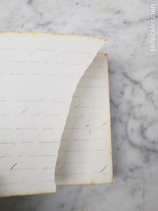 Libros antiguos: Manuscrito Guerra de la independencia de Cuba 1868 1878 - Foto 11 - 140329082