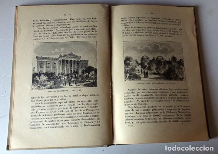 Libros antiguos: REPUBLICA DE CHILE - Foto 3 - 140410338