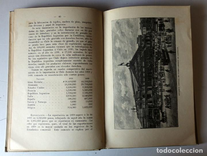 Libros antiguos: REPUBLICA DE CHILE - Foto 4 - 140410338