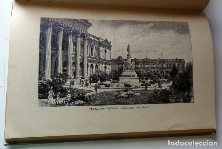 Libros antiguos: REPUBLICA DE CHILE - Foto 5 - 140410338